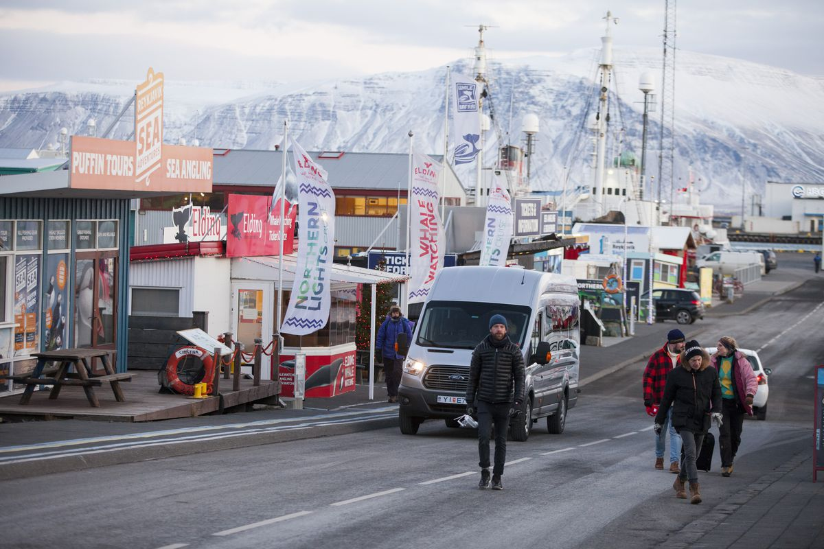 Reykjavik is the world's northernmost capital city