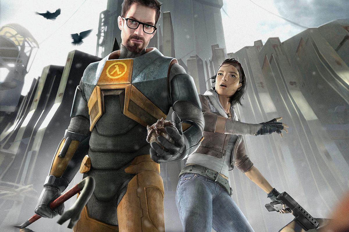 You Can Play Every Half Life Game For Free For The Next Two Months