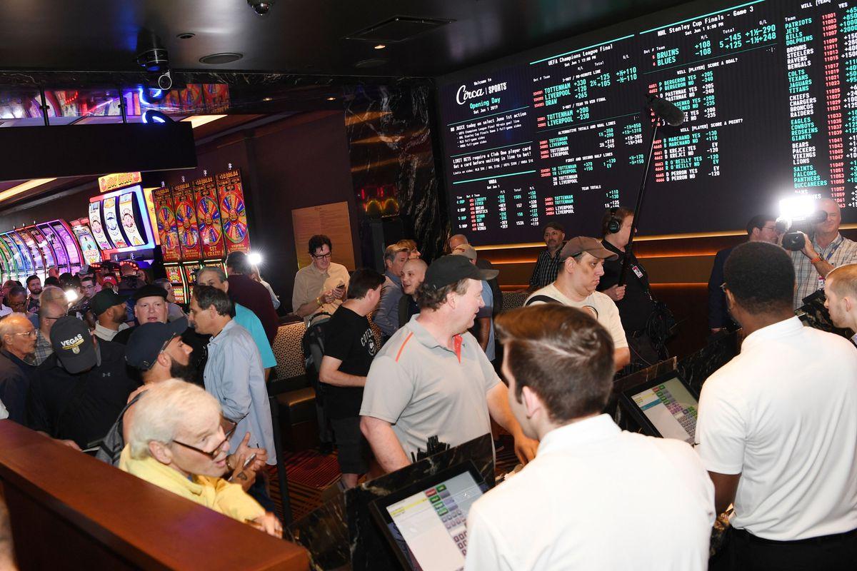 "Derek Steven's New Sportsbook Venture ""Circa Sports"" Launches At Golden Gate Hotel & Casino"