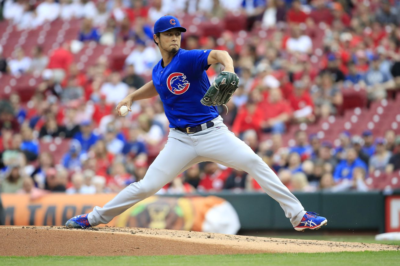 Arrieta vs. Darvish and Cole vs. Cole: Phillies vs. Cubs series preview
