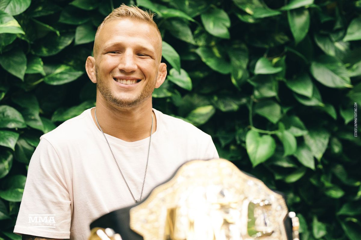 Morning Report: TJ Dillashaw on Cody Garbrandt TKO: 'I said I'd ruin his career, I'm doing it'