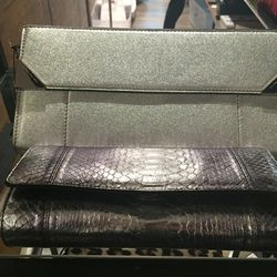 Clutches, $185-$288