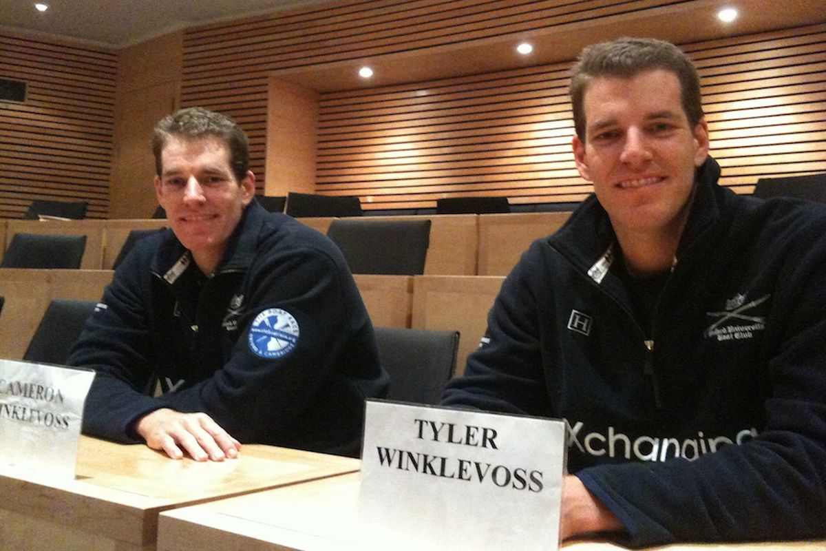 What's cooler than a million dollars? Winklevoss twins claim