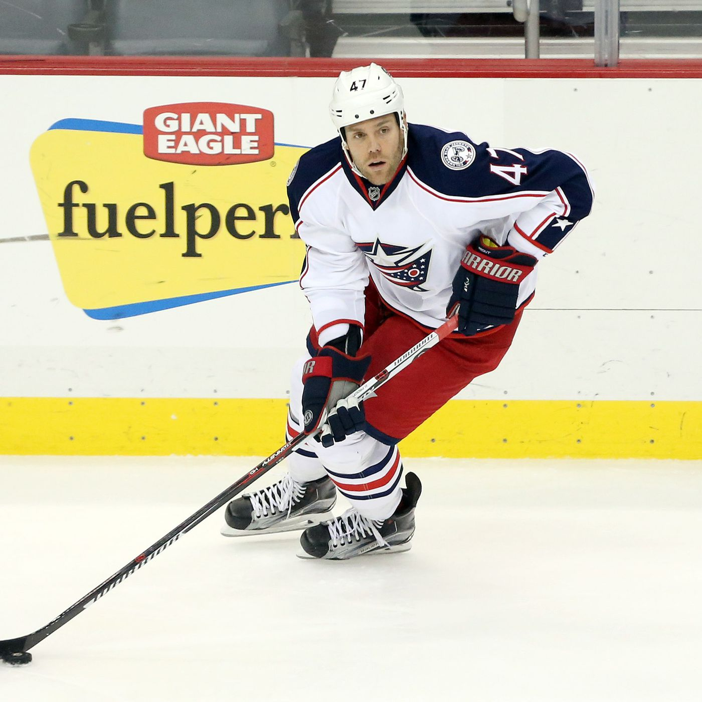 best website b3dd1 423f6 New Jersey Devils Trade Kyle Quincey to Columbus for Dalton ...