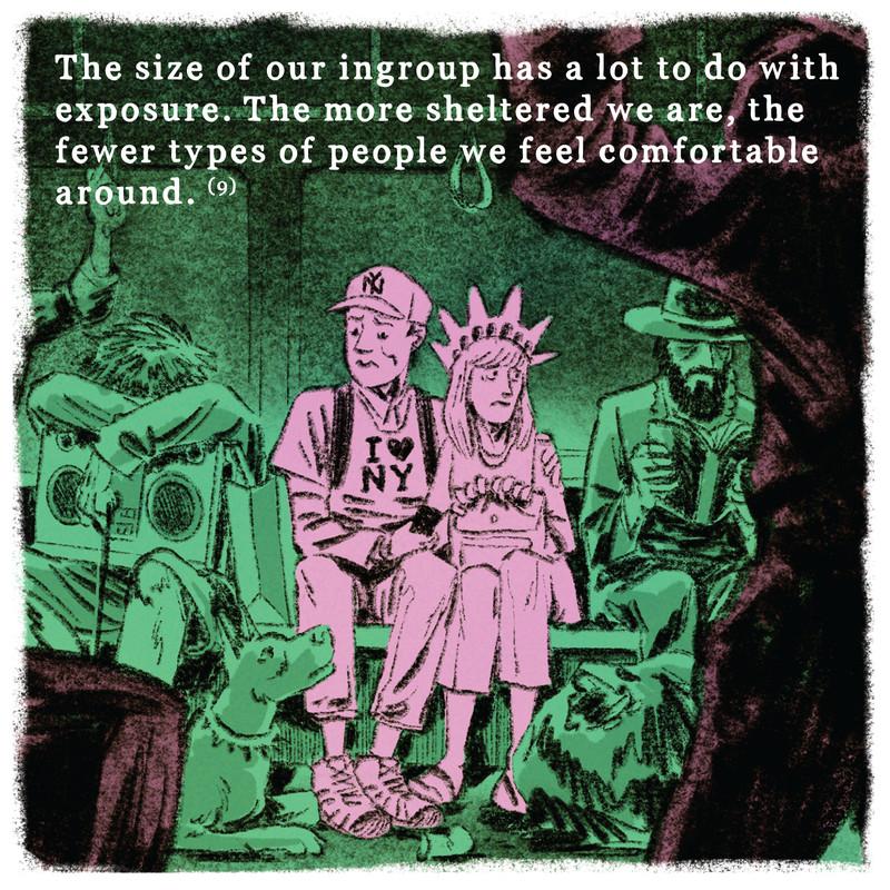 8 Do your politics make you more empathetic?