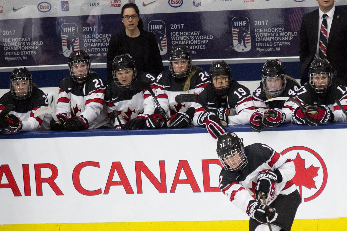4c8ebc21172 Laura Schuler, who was also behind the bench for Team Canada at the 2017  World Championships, will also be at the helm for the 2018 PyeongChang  Olympics.