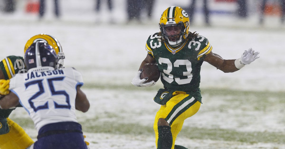 Aaron Jones Bleacher Report Latest News Videos And Highlights