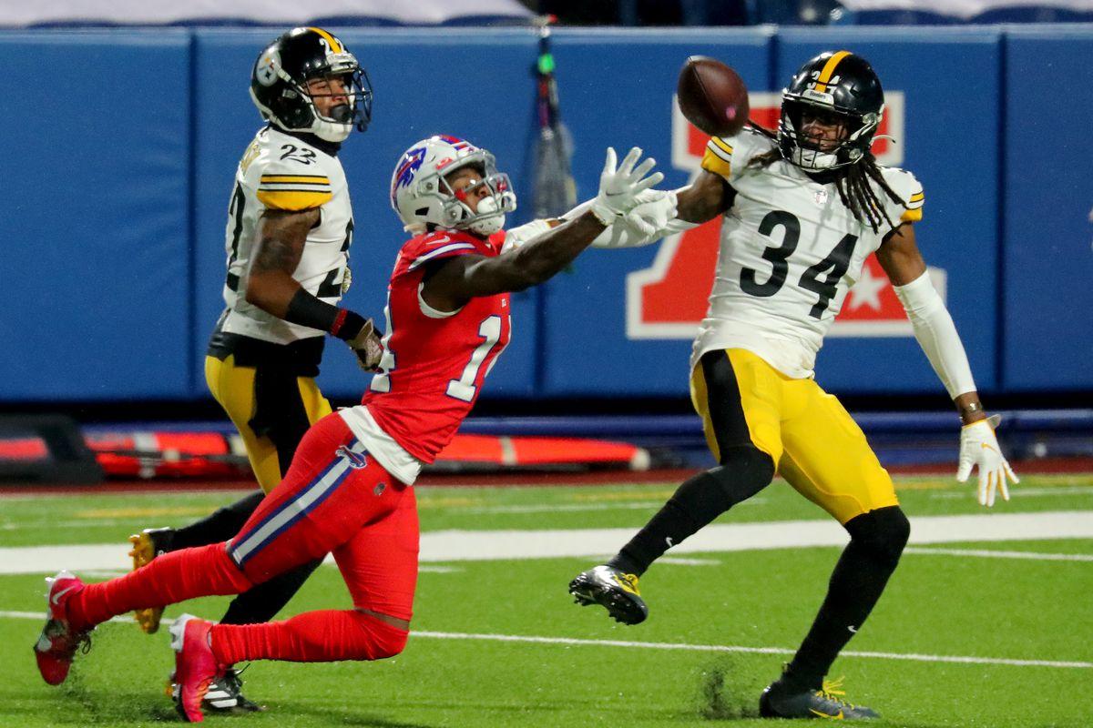 Steelers Vs Bills Week 14 2nd Quarter Live In Game Update Behind The Steel Curtain