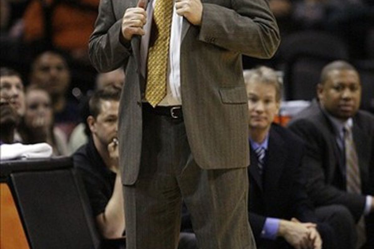 George Karl interviewed by Scott Hastings on 104.3 The Fan yesterday.