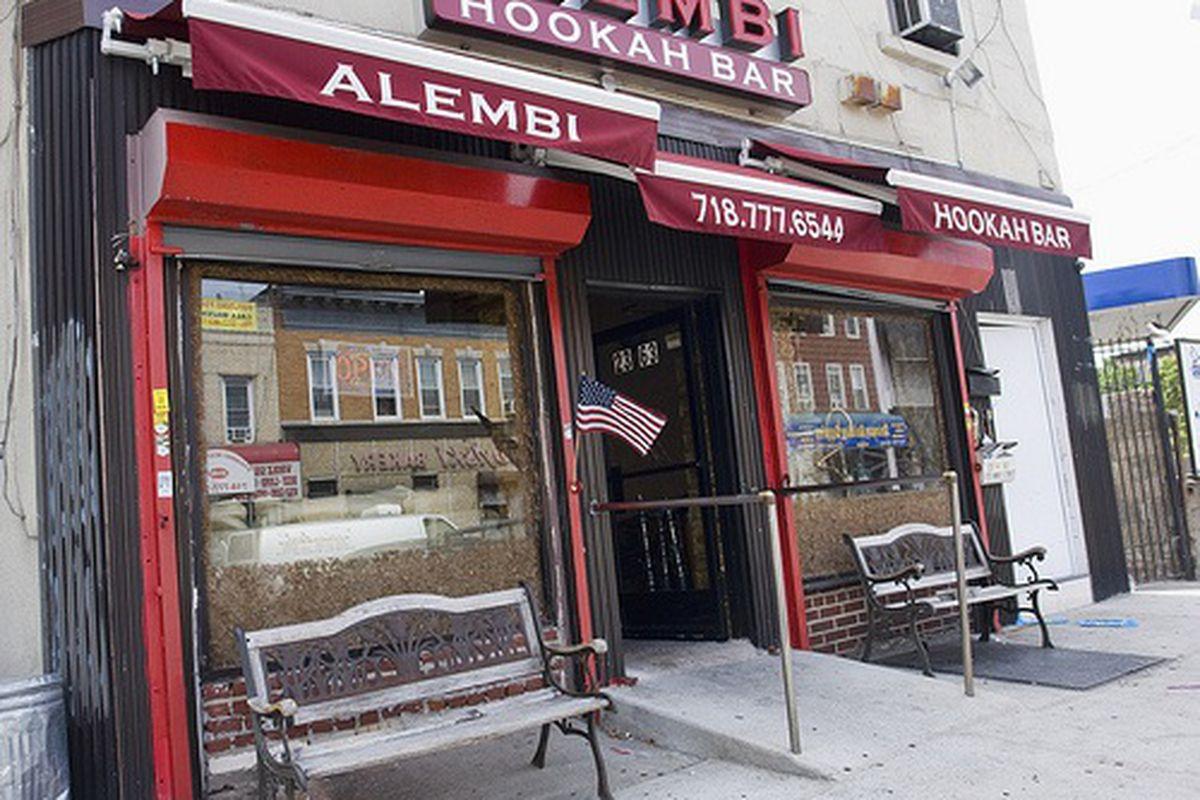 Alembi Hookah Bar, Astoria