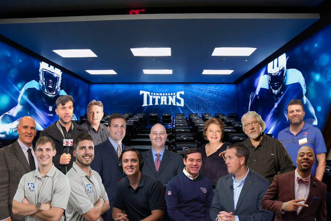 Titans media approval ratings: Chad Withrow