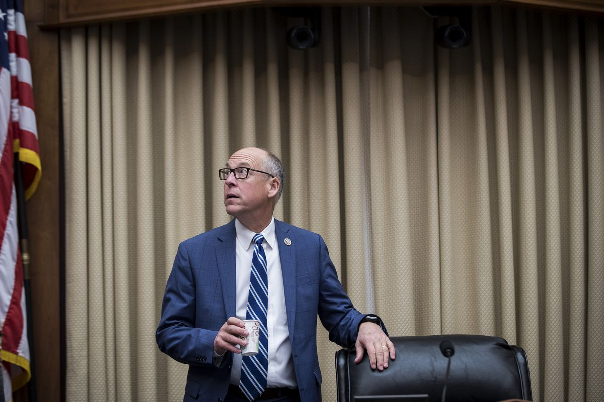 House Energy and Commerce Committee Chairman Rep. Greg Walden, R-Oregon