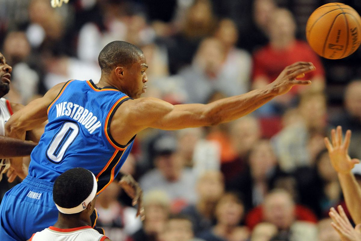 Russell Westbrook: True Determination and Skill