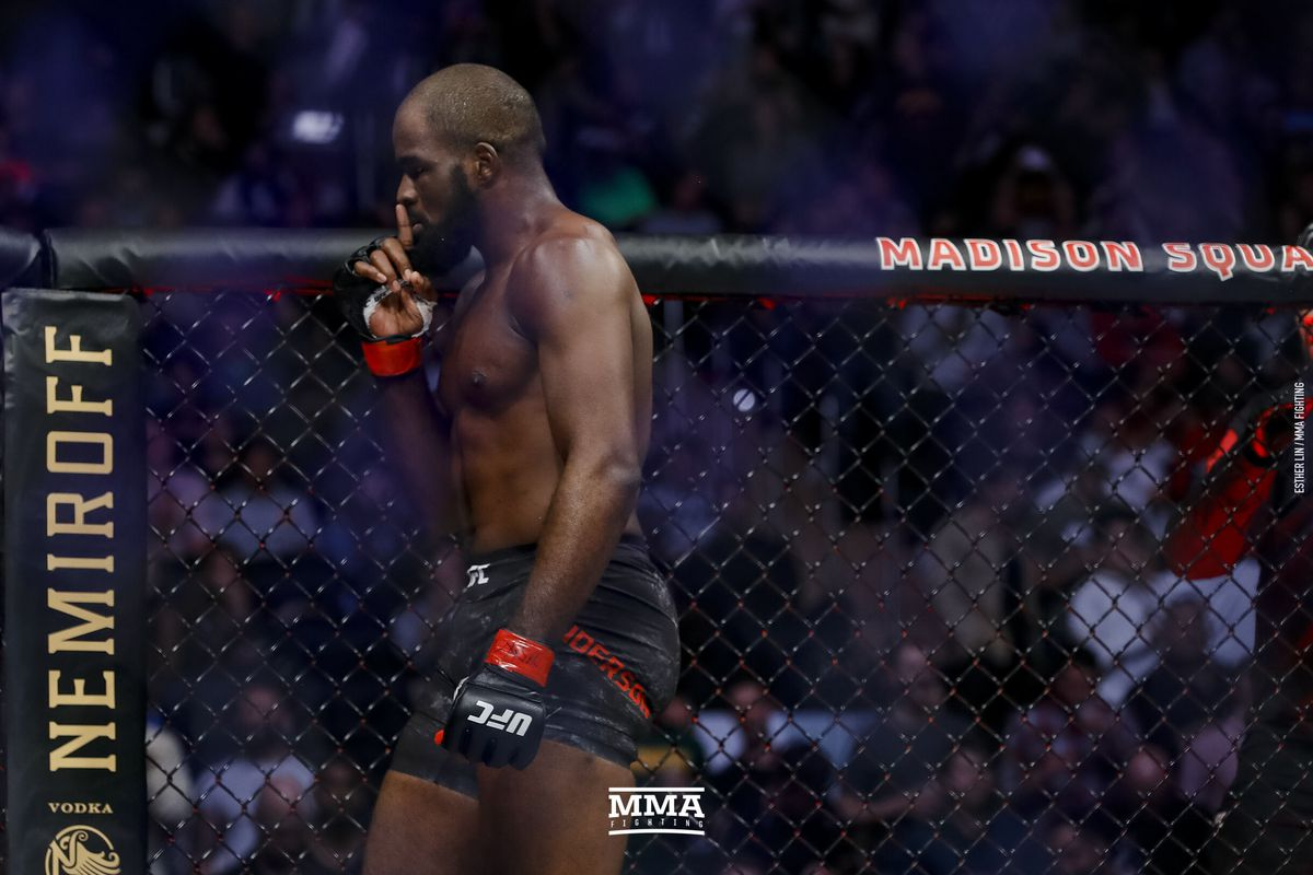 Corey Anderson believes Jon Jones is 'avoiding' him, fires back at Anthony Smith