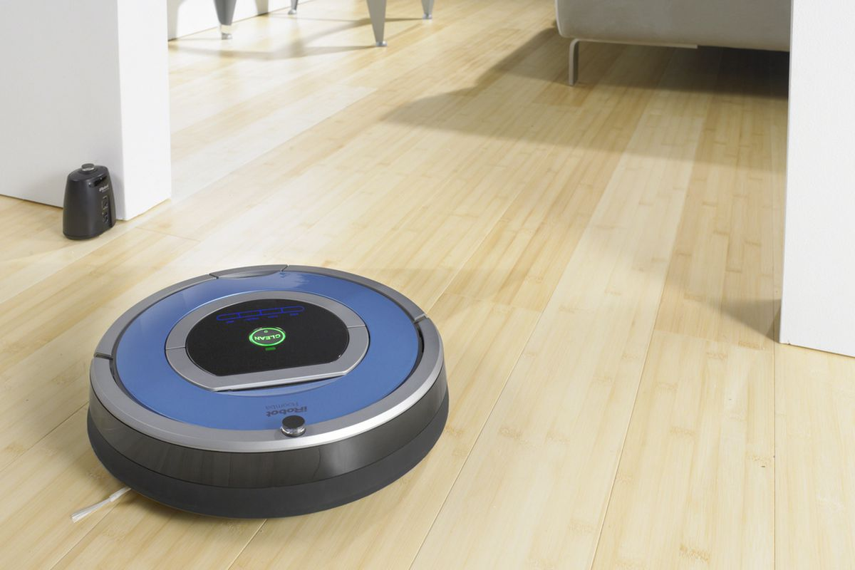 Your Roomba Is also Gathering Data About the Layout of Your Home