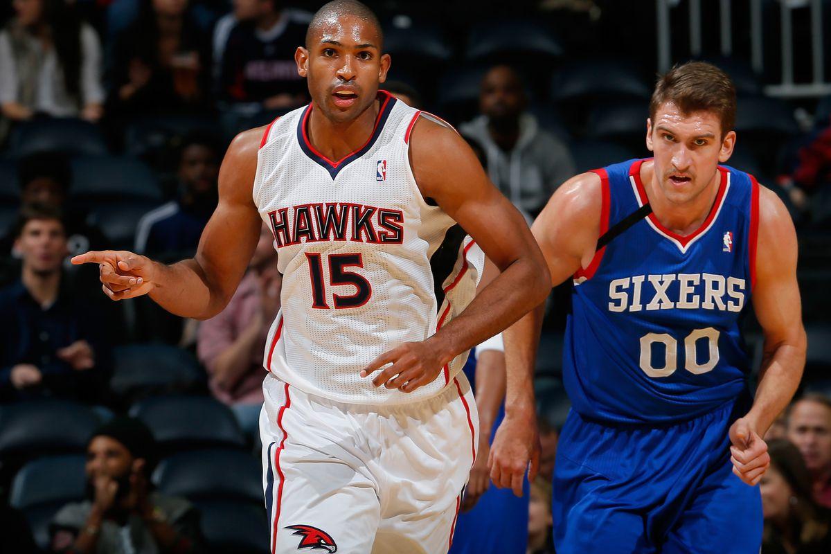 2bd42bad3 Hawks vs. Sixers Recap  Final Thoughts - Peachtree Hoops