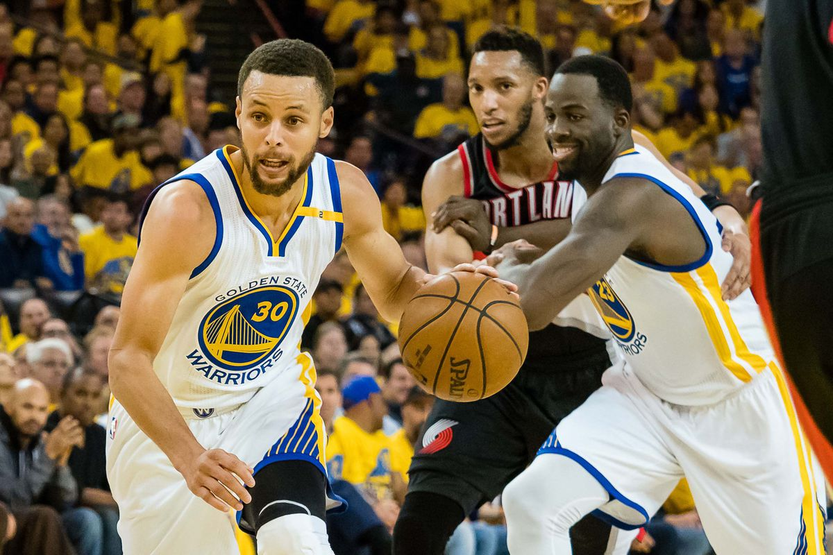 382407259867 The Warriors  Kevin Durant replacement in Game 2 was a total team effort