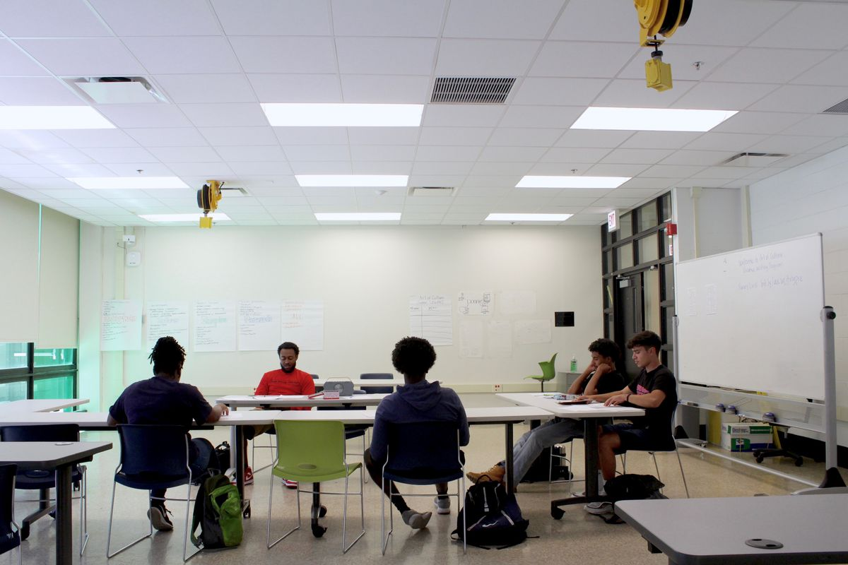 The next day, Art of Culture saw two more students come to its summer program