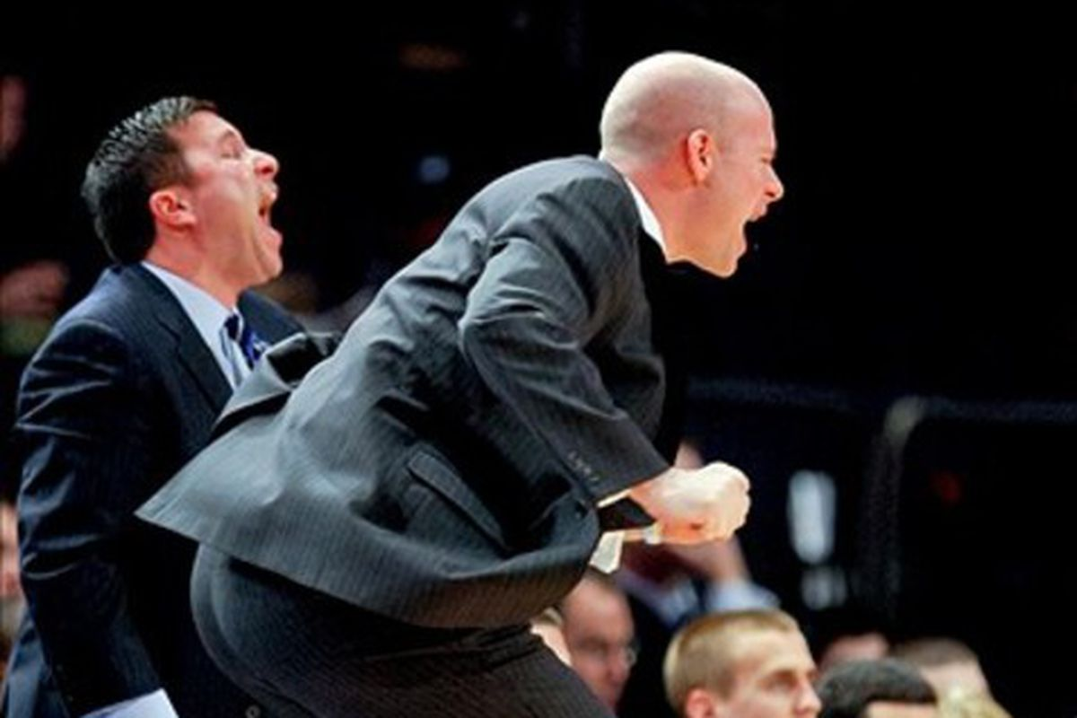 This was probably very similar to Willard's reaction when hearing of Delgado's commitment to Seton Hall.
