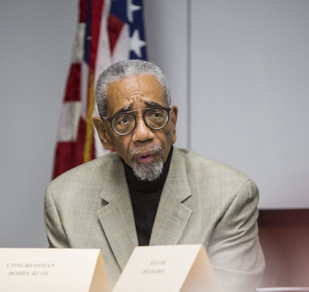 A bill that U.S. Rep. Bobby Rush has introduced in Congress aims to shift the balance to the government in deciding what information can be made public about safety concerns involving furniture and other household products.