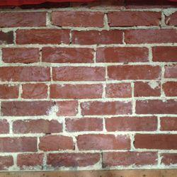 Exposed brick wall #6