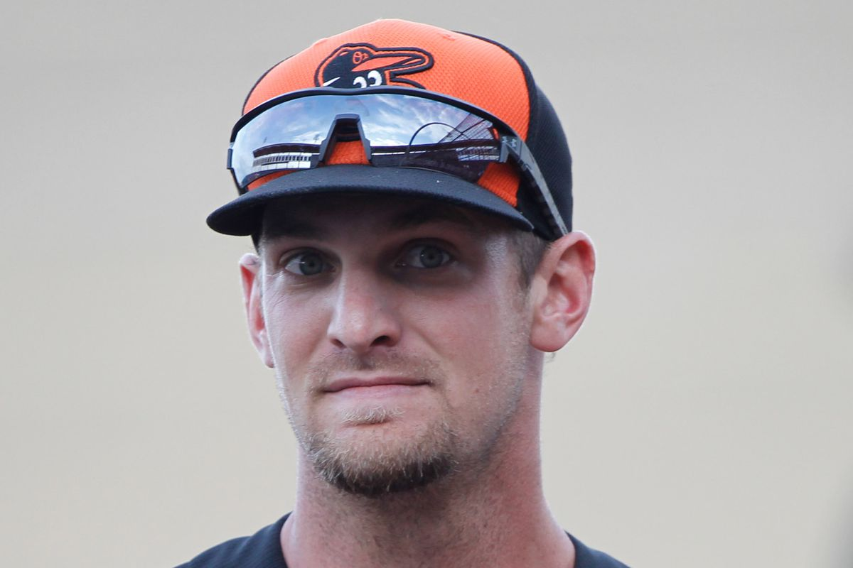Caleb Joseph and I share the same reaction when we hear there is no O's baseball