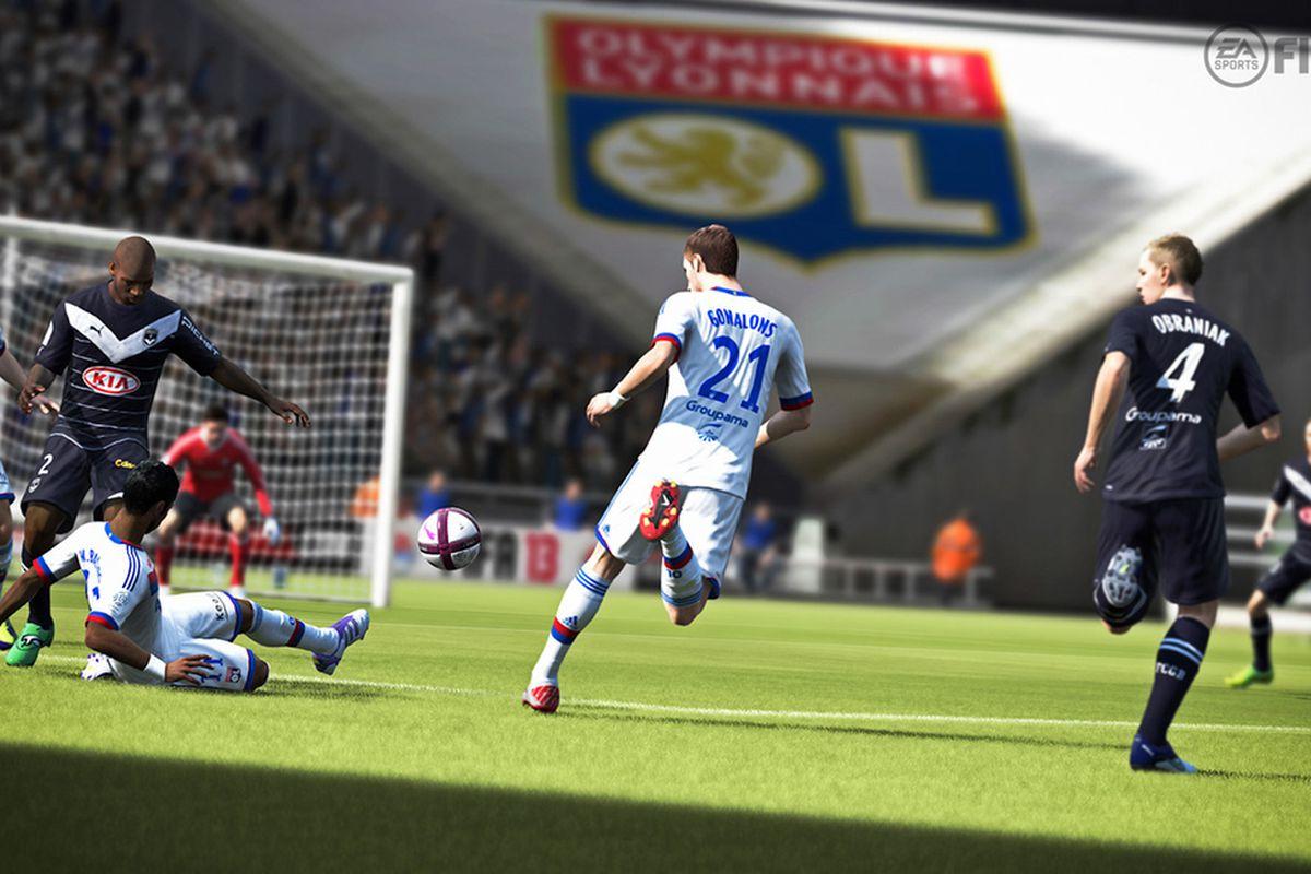 Gallery Photo: 'FIFA 13' screenshots
