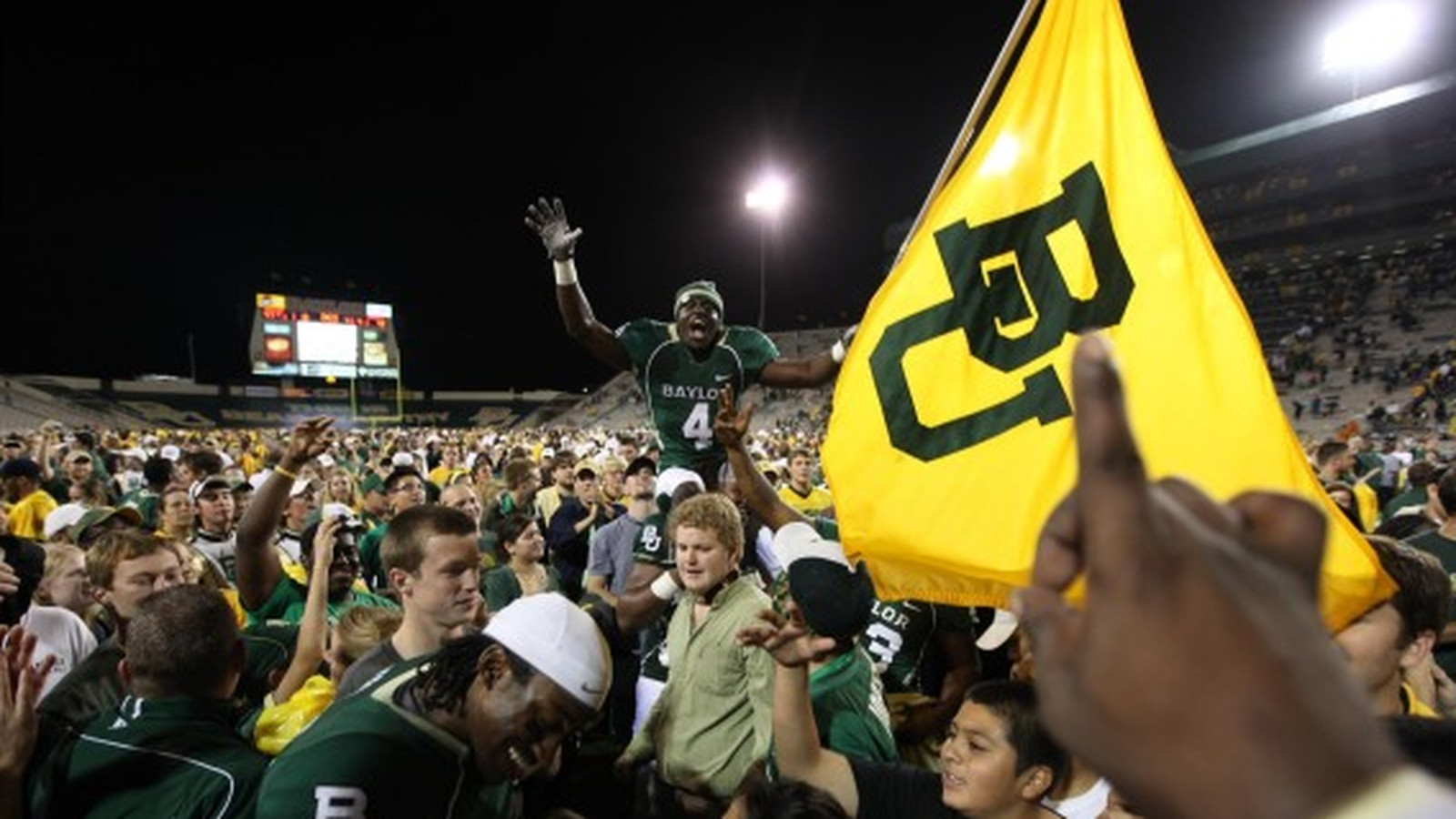 baylor dating Unbridled enthusiasm for all things green and gold the baylor proud blog highlights the great things going on within the baylor university family.