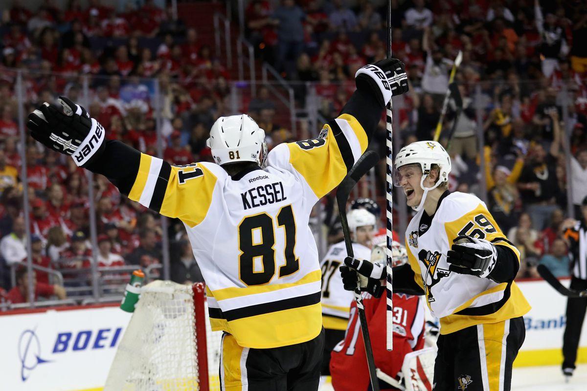 Pittsburgh Penguins v Washington Capitals - Game Two
