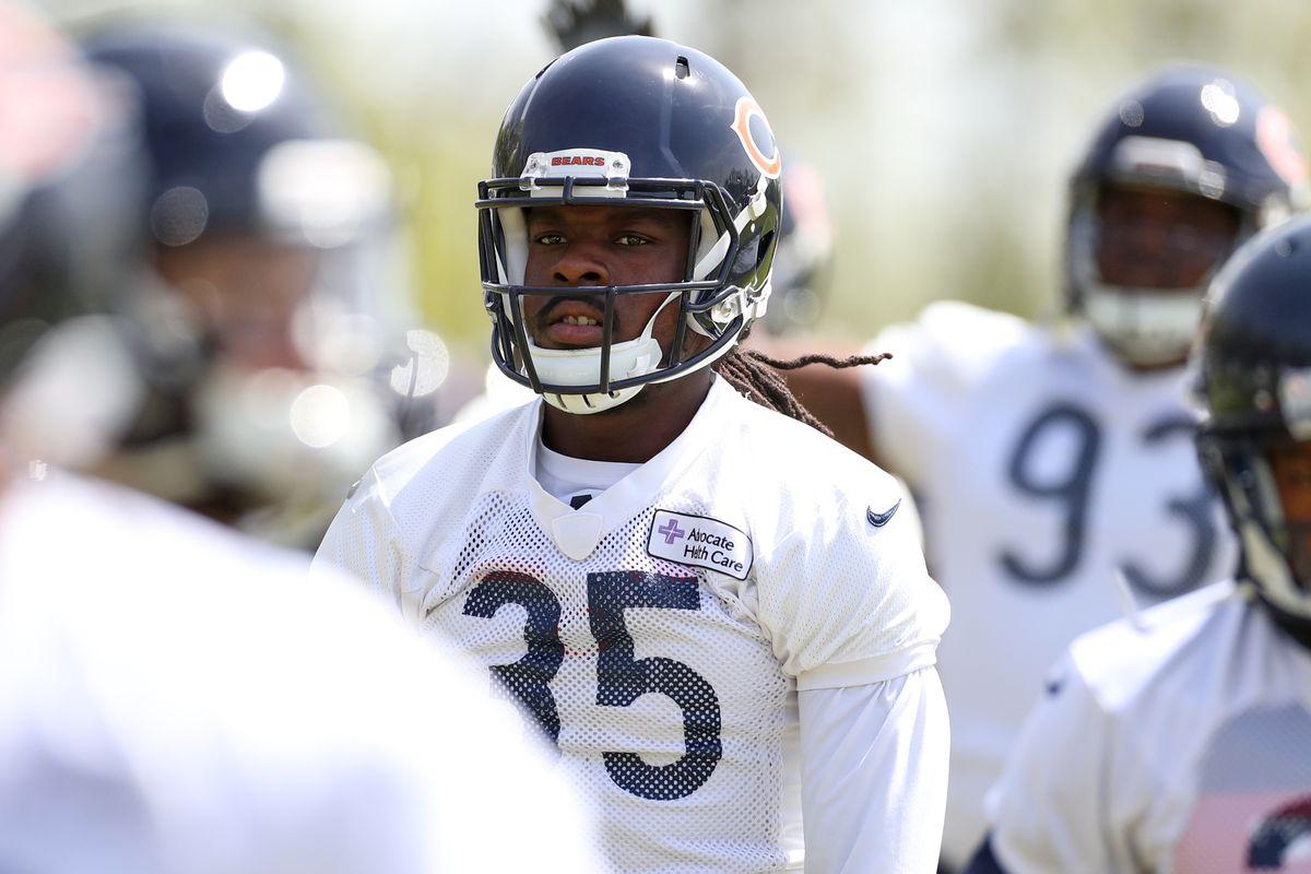 NFL: MAY 22 Chicago Bears OTA