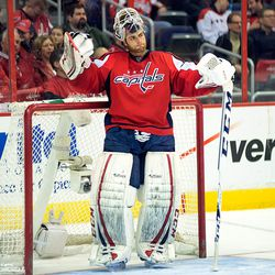 Holtby Frowns