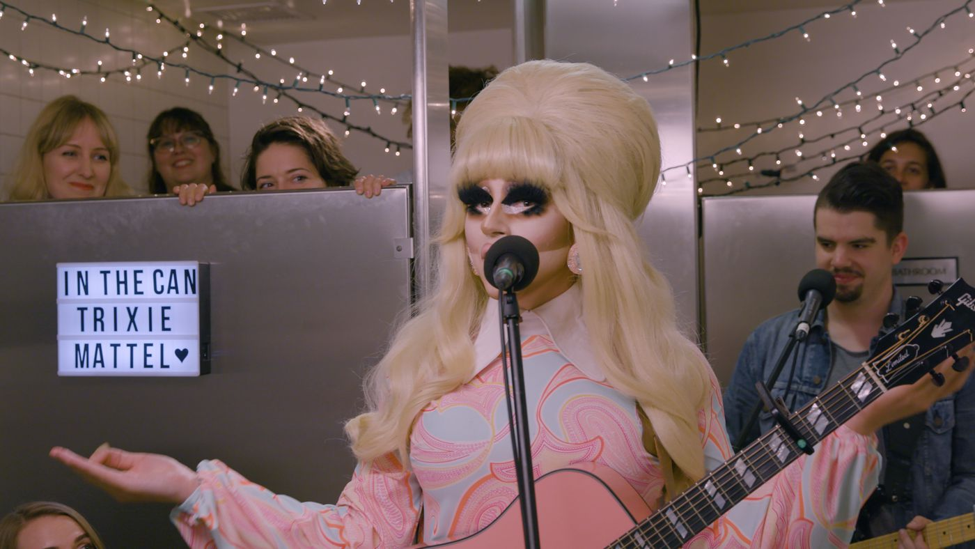In The Can With Trixie Mattel