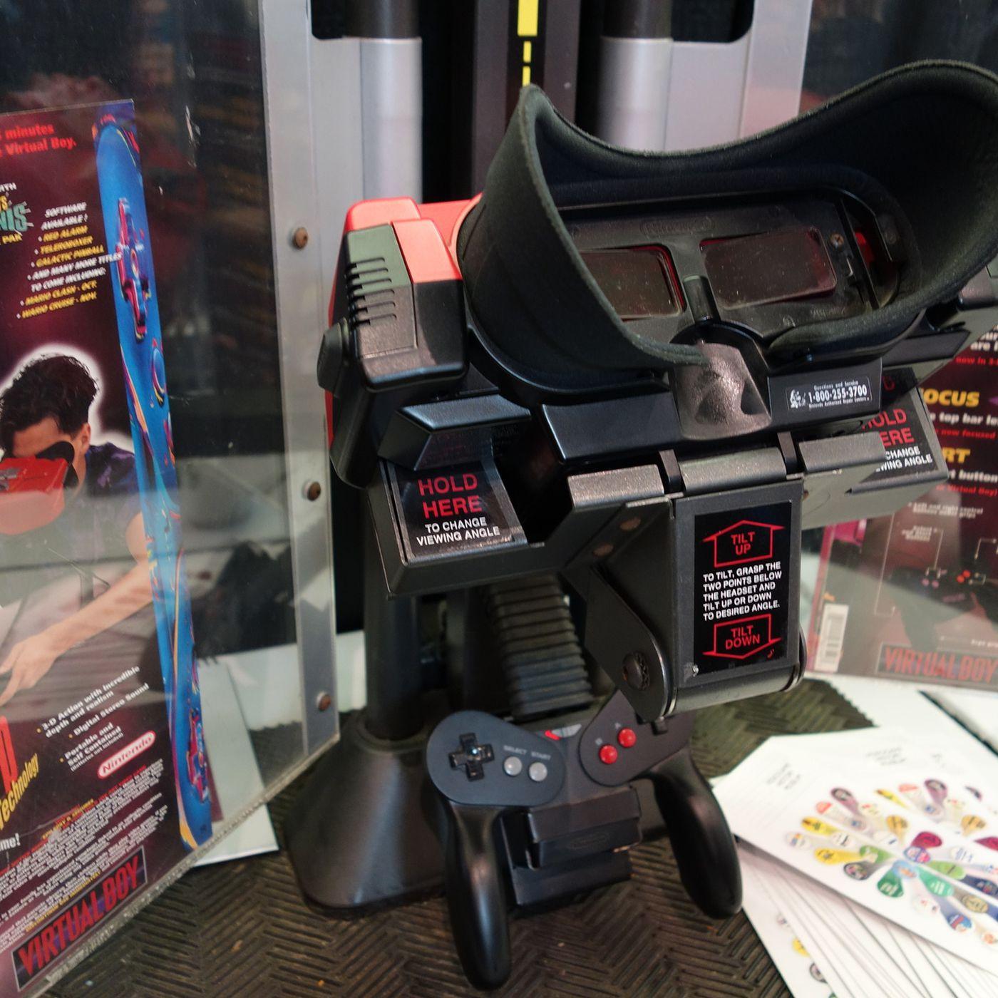 Unofficial Virtual Boy emulator brings Nintendo games to