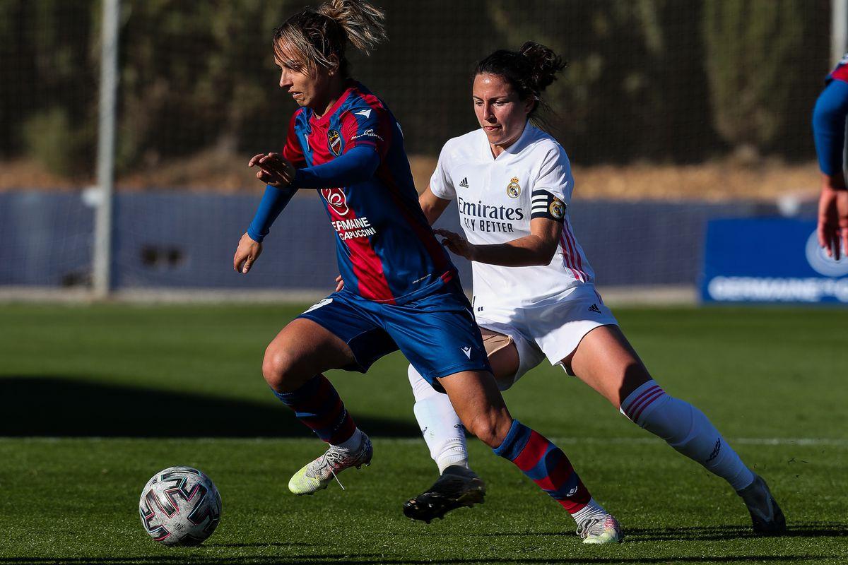 Levante UD Femenino V Real Madrid Femenino - Primera Division Femenina
