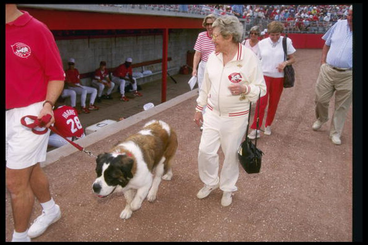 Baseball's Greatest Scandals, #8: Marge Schott By Both Sides
