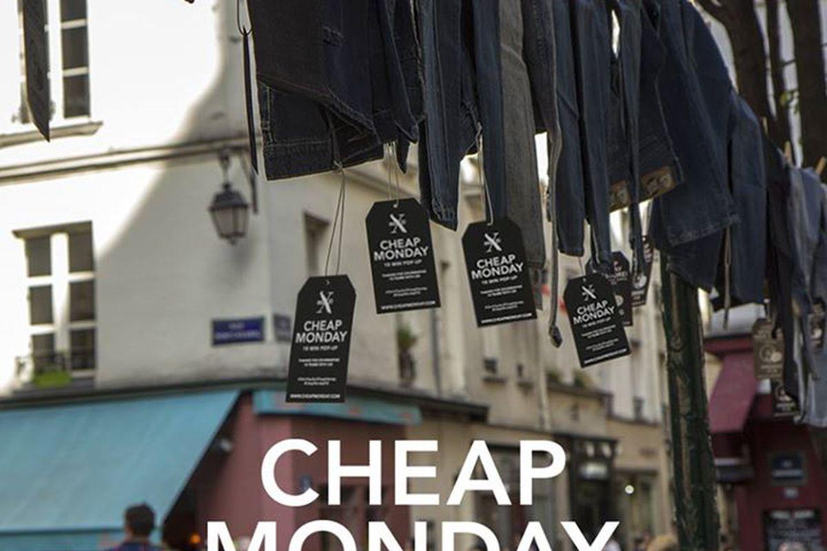 Image via Cheap Monday