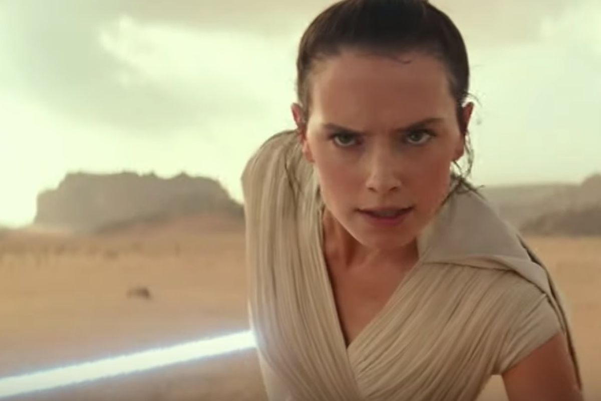 """The first teaser for """"Star Wars: The Rise of Skywalker"""" premiered at the Star Wars Celebration Friday, and fans are going wild on social media with their reactions, theories and more."""