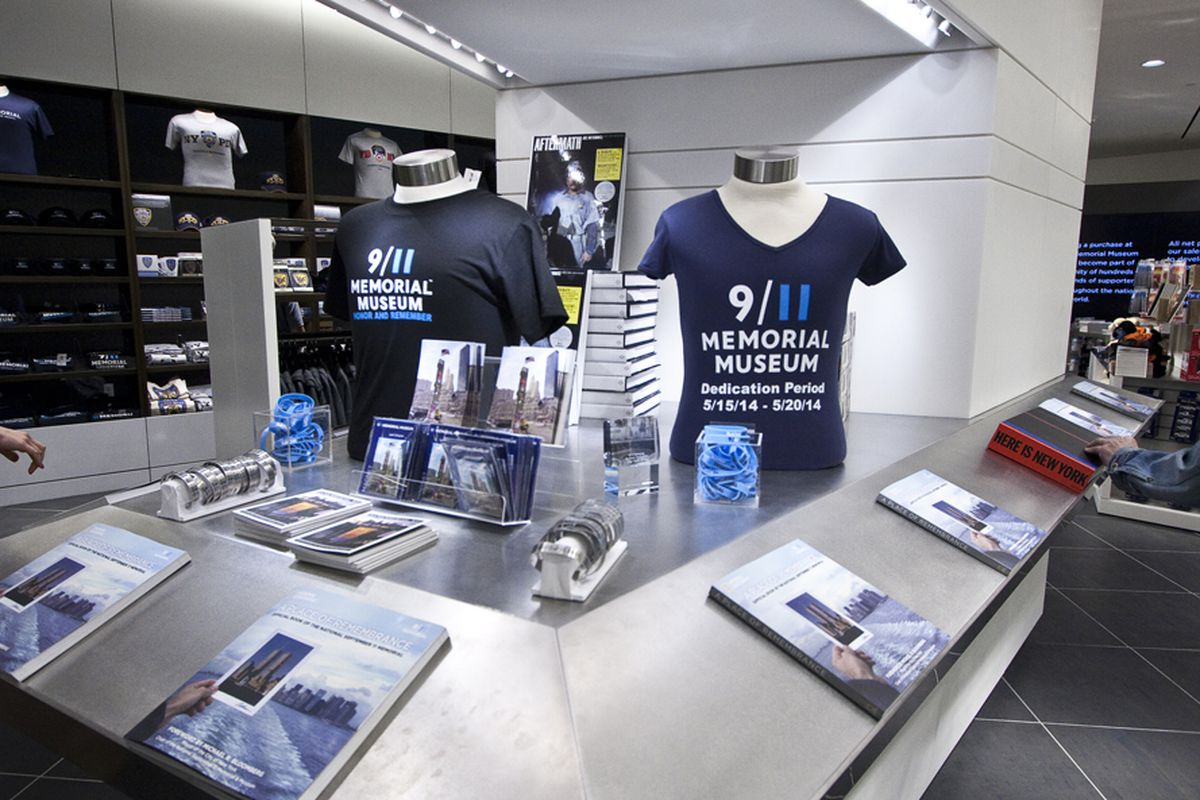 9 11 Museum Gift Shop Ditches Its Worst Souvenir A Cheese
