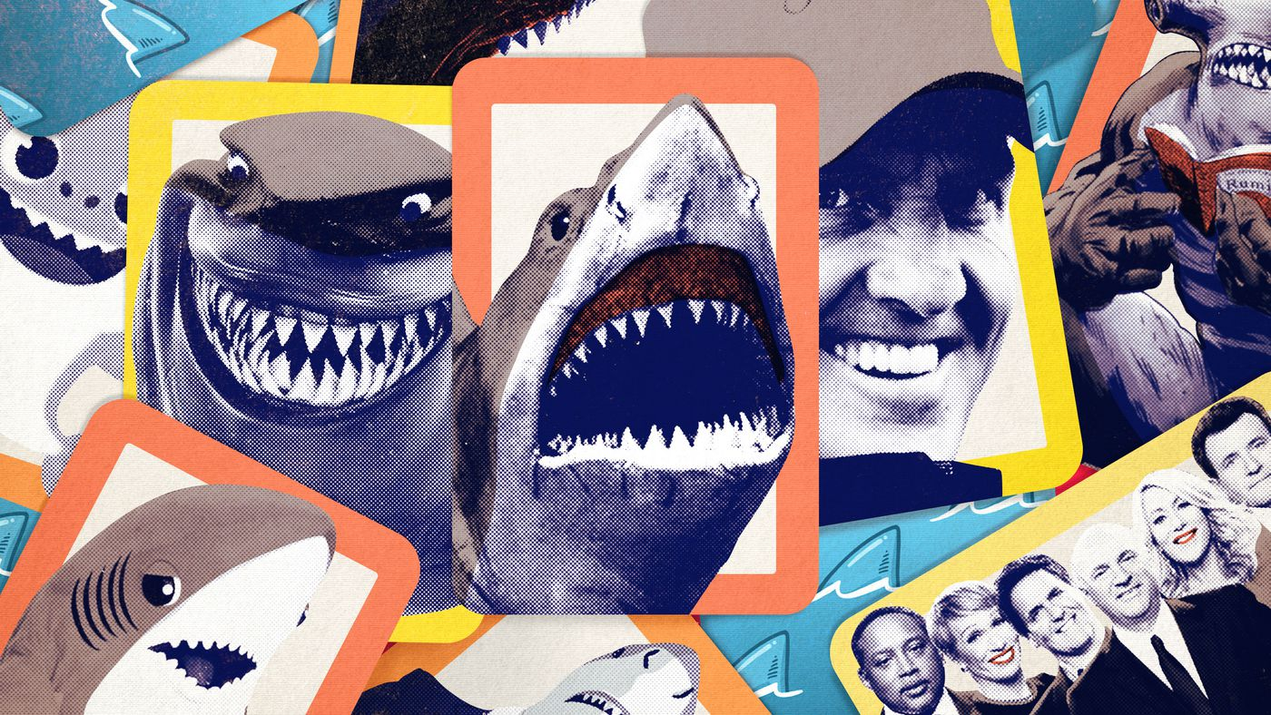 The Definitive Ranking of Sharks