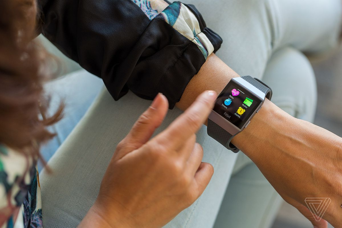 Fitbit could add glucose monitors to future health-monitoring devices