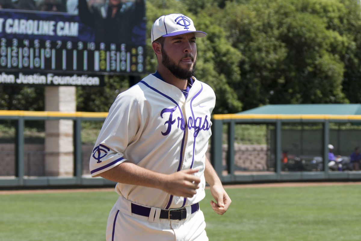 After a good showing on Sunday, Mitchell Traver returns to the mound this weekend in Waco