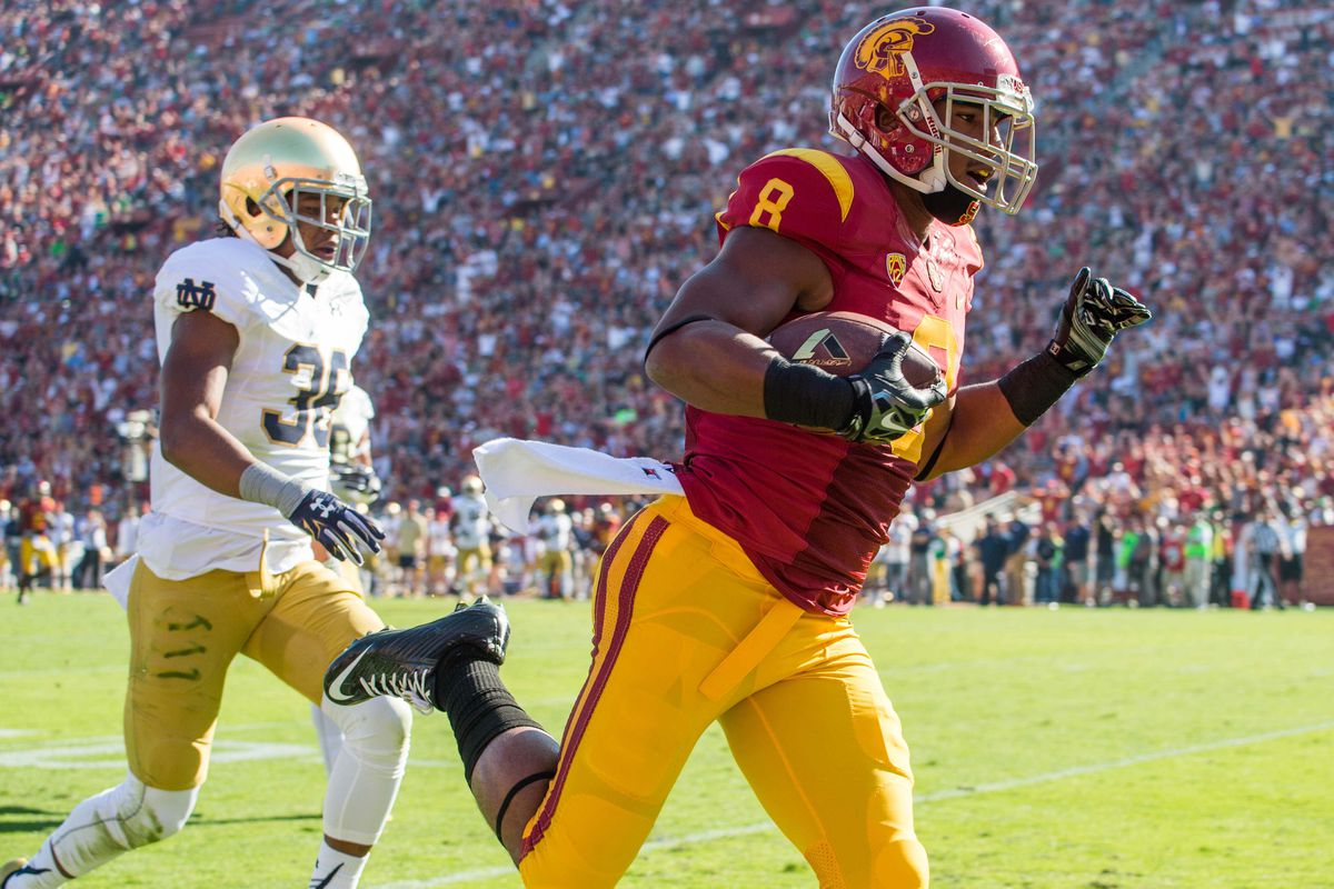 notre dame vs. usc 2016: start time, live stream, tv schedule, and 3