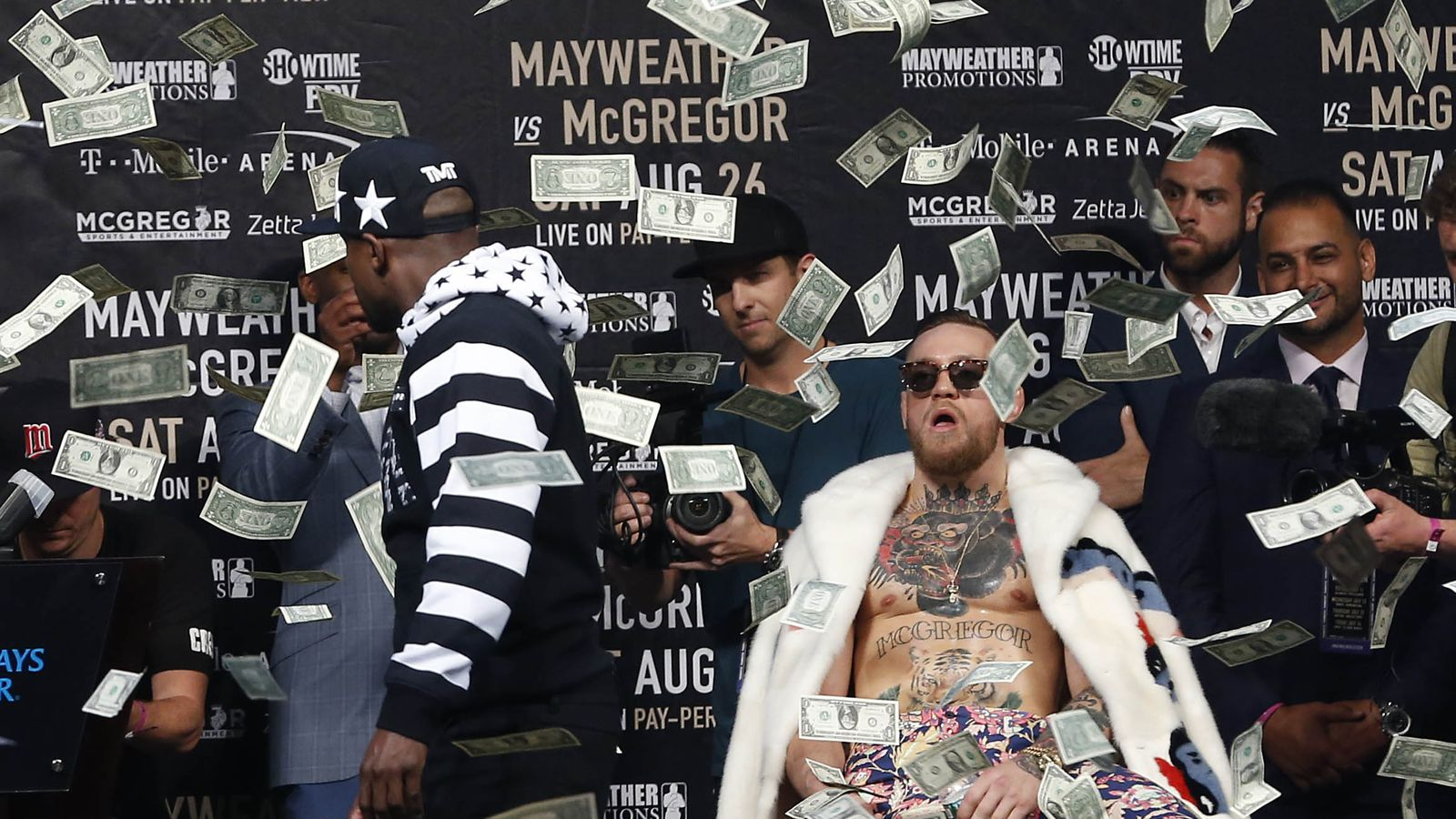 Report: Conor McGregor is so money that UFC 229 already an ?immediate sellout?