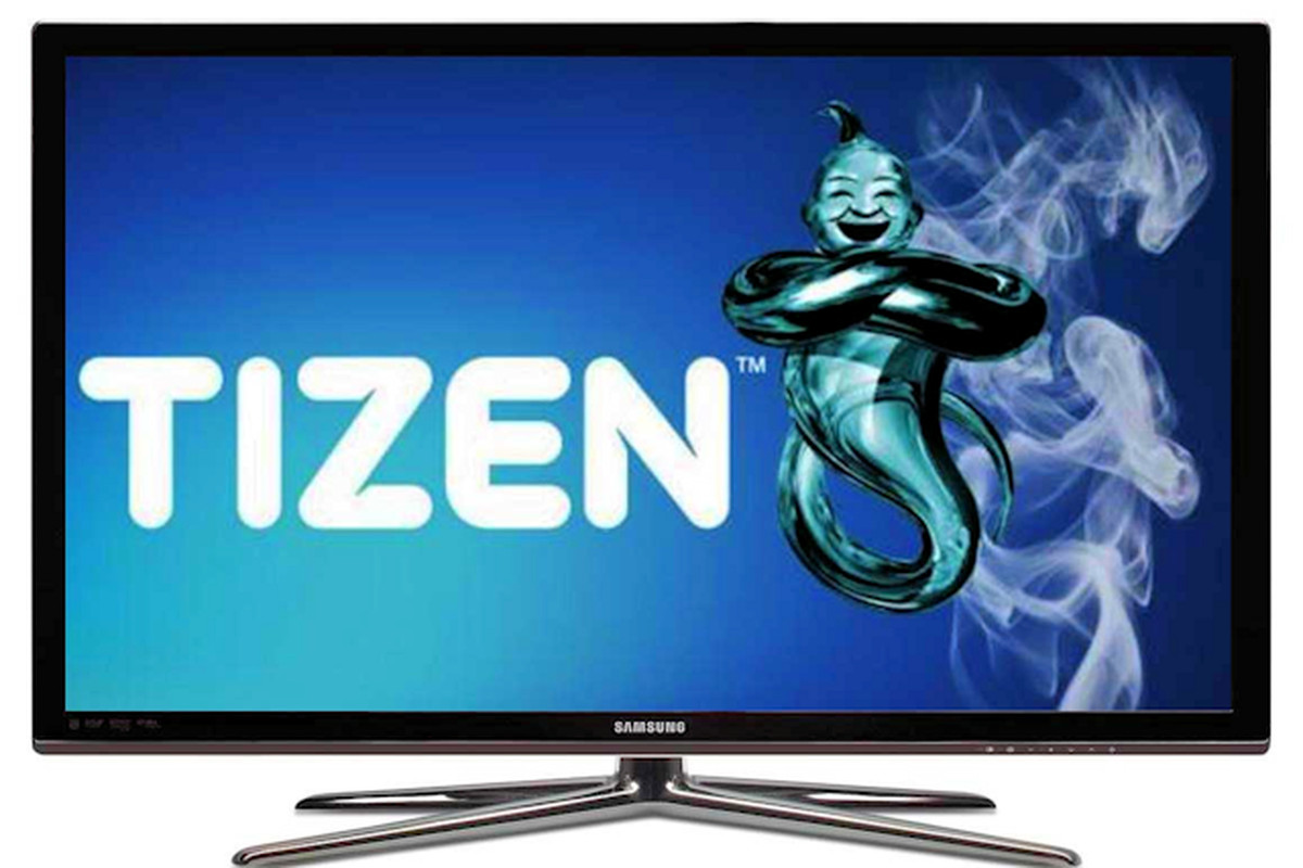 Samsung Will Put Tizen in Its Televisions  What the Heck