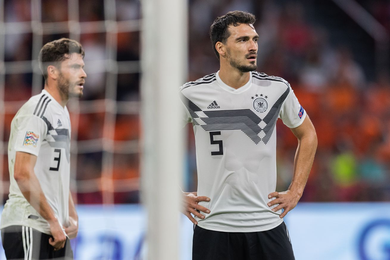 Mats Hummels lashes out at critics of his post-match analysis