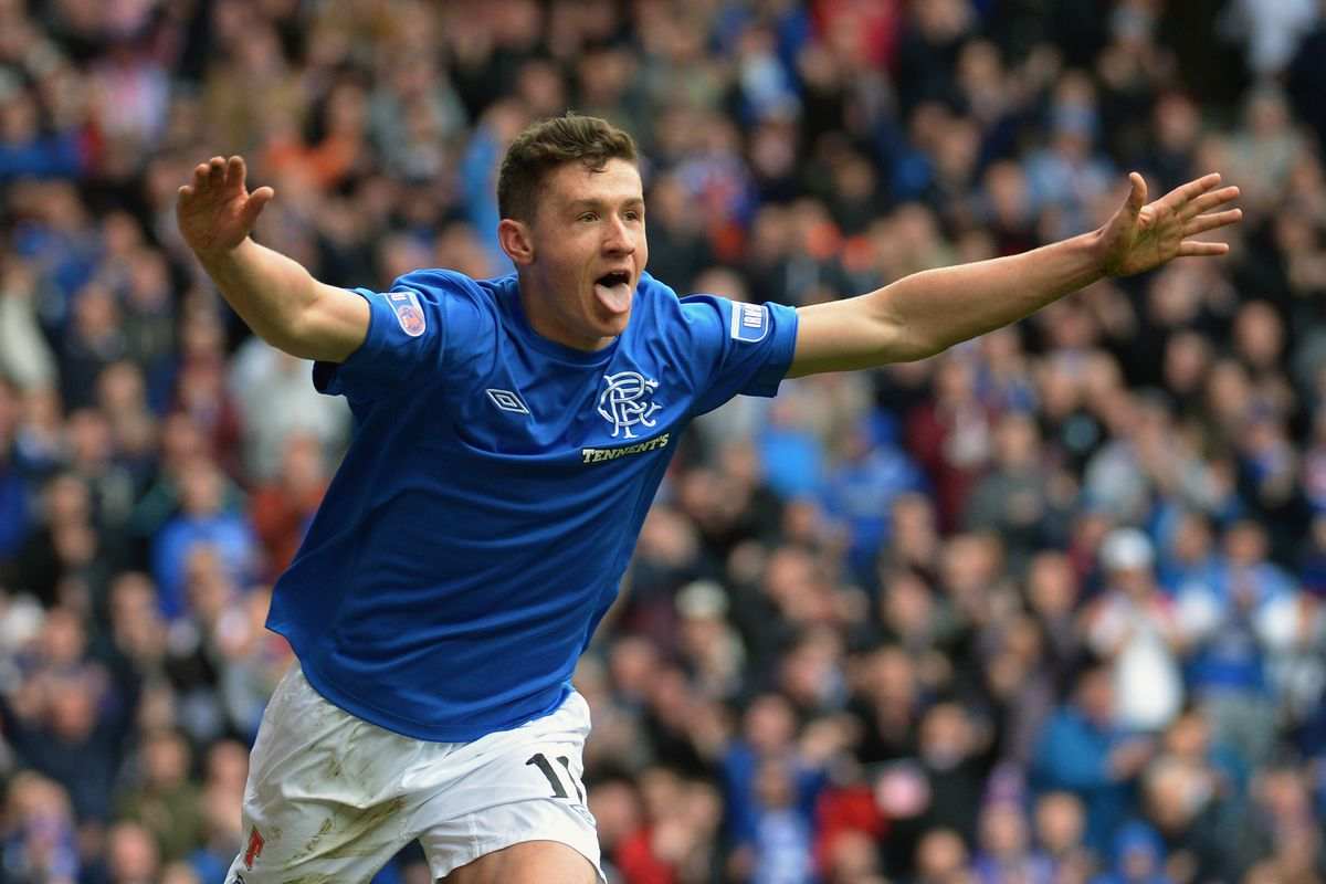 Fraser Aird one of several players not on Canada's roster that Miller addressed