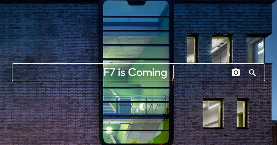 photo image Smartphone notches are now being teased like a big new feature