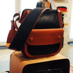Balenciaga structured shoulder bag