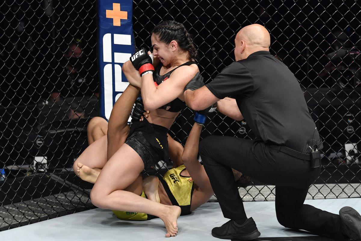 UFC Fight Night: Lipski v Carolina