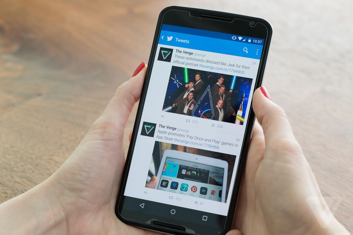 Does Your Twitter App Look A Little Different Today? That's Because, As  Twitter Announced